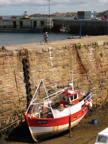Braye harbour