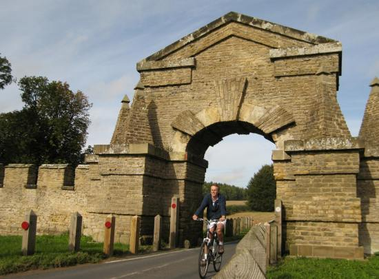 Carrmire Gate, Castle Howard