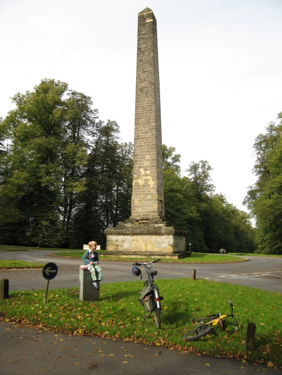 Castle Howard obelisk