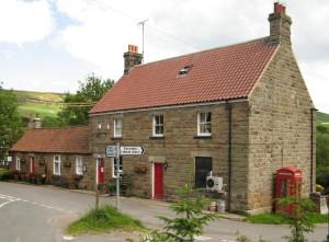 Feversham Arms, Church Houses