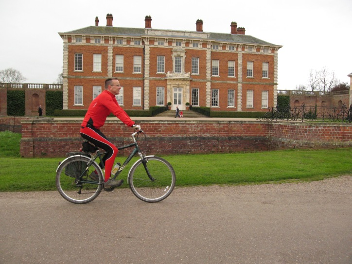 Beningbrough Hall.