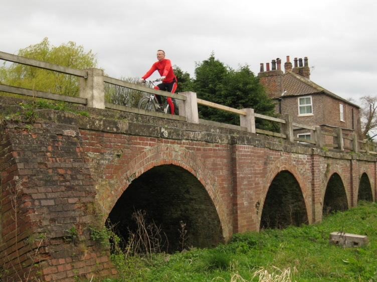 Aldwark Bridge.