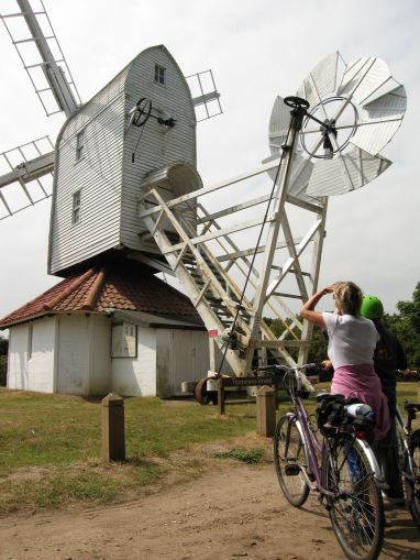 Windmill in Aldeburgh