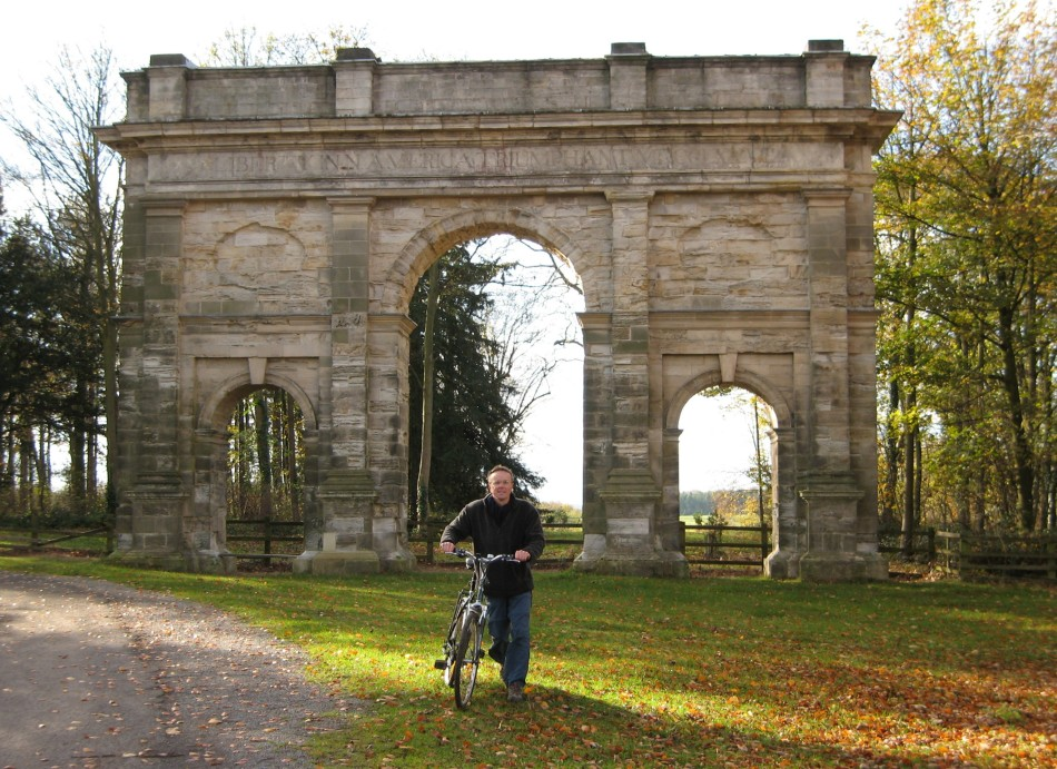 Triumphal Arch, Parlington