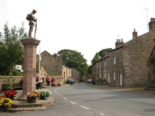 War memorial, Slaidburn
