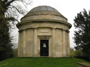 Mausoleum, Little Ouseburn.