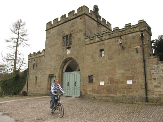 Gatehouse to Ripley Castle
