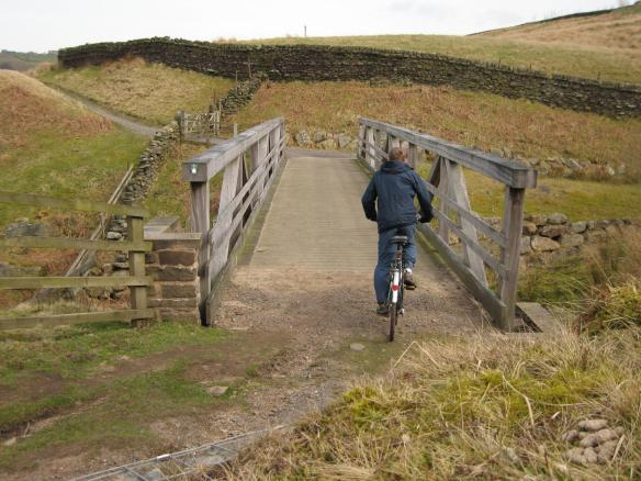Bridge over Turnhole Clough