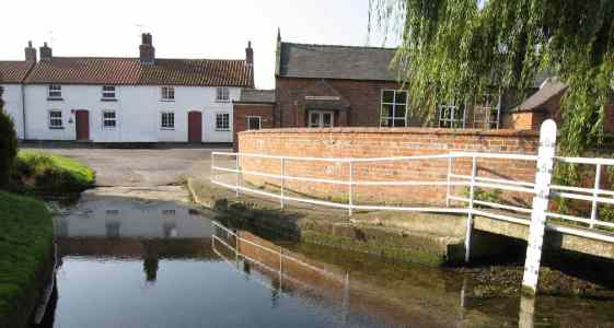Ford in Lockington