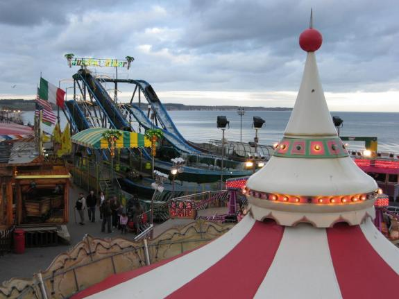 Funfair, Bridlington