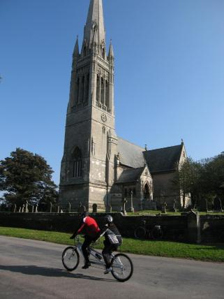 St Marys Church, South Dalton