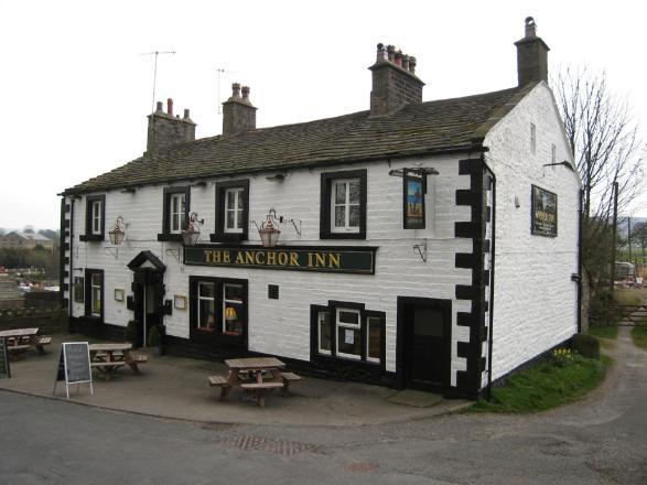 The Anchor Inn, Salterforth