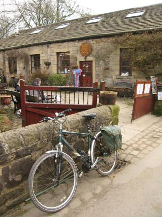 Wycoller Craft Centre and Tea Rooms