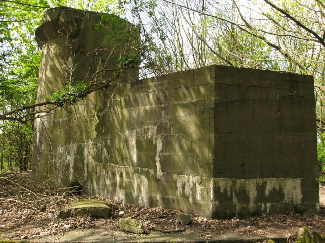 First World War battery