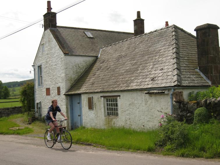 Birthplace of the bike: Courthill Smithy