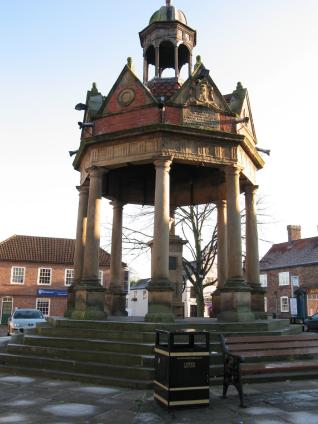 The Fountain, Boroughbridge