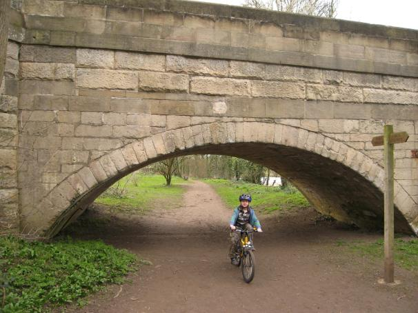 Thorpe Arch bridge